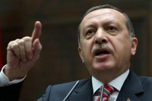 اردوغان: امت اسلامی نمیتواند در برابر اقدامات اسرائیل سکوت کند