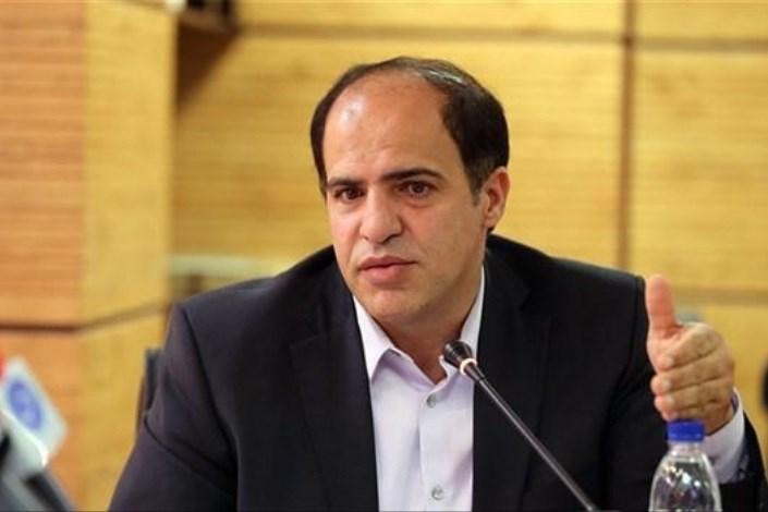 موسی خانی معاون پژوهش و فناوری دانشگاه آزاد اسلامی