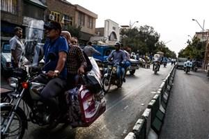 فرصت سه ماهه شهرداری برای جلوگیری از ورود موتورسیکلت به پیادهروها