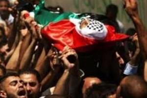 یک جوان فلسطینی در رام الله به شهادت رسید