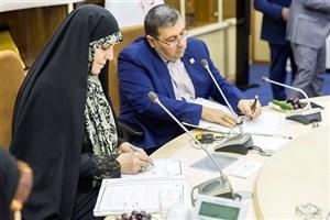 تفاهمنامه همکاری بین جمعیت هلالاحمر و معاونت امور زنان و خانواده ریاست جمهوری