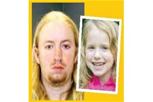 ناپدری جسد دخترخوانده پنج ساله را آتش زد