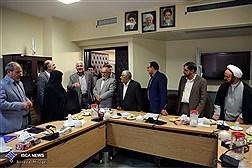 حضور دکتر فرهاد رهبر در کمیسیون های تخصصی دانشگاه آزاد اسلامی