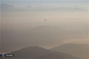 ادامه مه گرفتگی در جاده های  استان مازندران