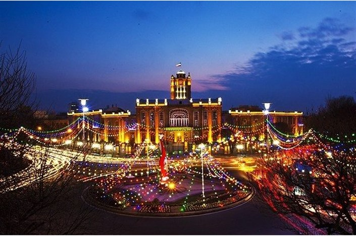 Tourism Capital of Islamic Countries in 2018: Tabriz, Iran