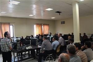 دوره آموزشی آشنایی با امنیت اطلاعات در سیستم های کامپیوتری در واحد تهران شرق