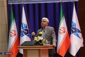 پیام تبریک دبیرکل هیات موسس دانشگاه آزاد اسلامی به دکتر فرهاد رهبر