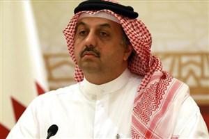 وزیر دفاع قطر: ایران یک خط دریایی هم در اختیار ما گذاشته است