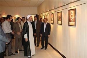 برگزاری نمایشگاه عکس مفاخر علمی و فرهنگی استان گلستان