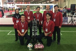 Ilkhchi IAU IRC Team to Compete in RoboCup 2017