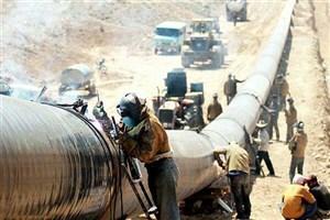افزایش۱۲درصدی انتقال گاز