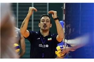 سیچلو: در ست اول اشتباهات زیادی داشتیم/ خوشحالم که به جمع هشت تیم برتر آسیا راه پیدا کردیم