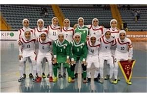 برگزاری دیدار دوستانه تیم ملی فوتسال ایران و ایتالیا با حضور تماشاگران