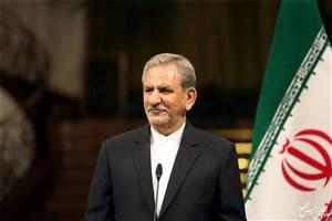 جهانگیری به تهران بازگشت