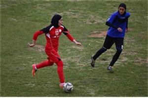 هفته اول لیگ برتر فوتبال بانوان برگزار شد