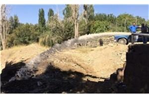 انسداد 1700 حلقه چاه غیرمجاز در قزوین