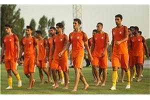 بازیکنان نفت تهران تست پزشکی دادند