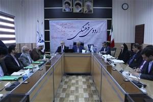 برگزاری جلسه کمیسیون دائمی هیات امنای باشگاه پژوهشگران جوان و نخبگان در واحد فیروزکوه