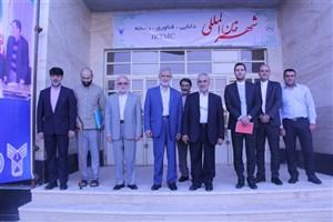 غفوری فرد: مشابه امکانات دانشگاه آزاد اسلامی را در هیچ کجای ایران نمیبینیم