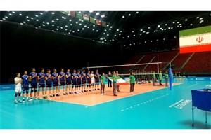 برنامه سفر تیم ملی والیبال ایران به استانبول