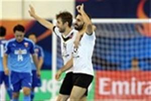 پیروزی گیتی پسند مقابل بانک بیروت/ شاگردان افضل به نیمه نهایی رسیدند