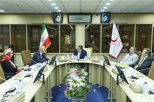 ضرورت ایجاد زمینه همکاری هلالاحمر ایران با سازمانهای بشردوستانه فعال در آلمان