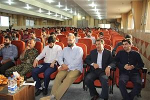 شرکت 140 دانشجوی دانشگاههای استان گیلان در نهمین دوره طرح ولایت بسیج دانشجویی