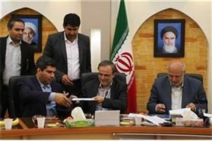 انعقاد تفاهم نامه انجام مطالعه و تحقیقات مرتبط با آب های نامتعارف استان کرمان