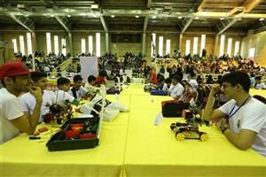 برگزاری  دهمین دوره المپیاد کشوری رباتهای آموزشی و دومین دوره مسابقات استیم کاپ آزاد ایران