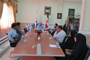 برگزاری جلسه شورای فرهنگی واحد بین المللی ماکو  با موضوع گرامی داشت هفته احیا
