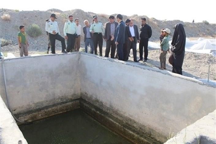 مرگ جوان سی ساله در استخر ذخیره آب نطنز
