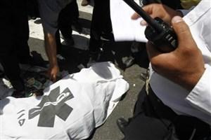 مرگ سارق دقایقی پس از آخرین زورگیری