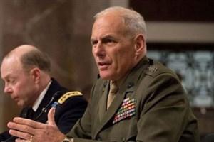 ژنرال جان کلی  قصد برقراری انضباط نظامی در کاخ سفید را دارد