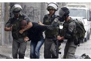 دستگیری 10 فلسطینی در عملیات مشترک نیروهای صهیونیست