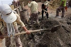 اعزام 26 گروه جهادی آستان قدس رضوی به استانهای محروم کشور
