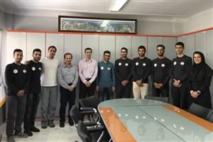 اعزام دانشجوی واحد بجنورد به همراه تیم امید ایران به دومین قله مرتفع تاجیکستان