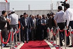 """آغاز بهره برداری رسمی از خط انتقال گاز """"دامغان - کیاسر -ساری"""""""