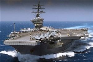 احتمال انتقال ناو هواپیمابر آمریکا به شبه جزیره کره