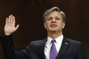 """رئیس """"افبیآی"""" آمریکا مشخص شد"""