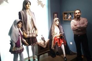 قصهگویی عروسکهای قومی ایران با لهجه بومی
