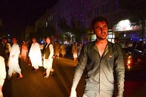 گزارش تصویری/ حمله انتحاری به مسجد شیعیان در افغانستان