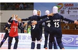 ۲۵ بازیکن به اردوی تیم ملی والیبال دختران دعوت شدند