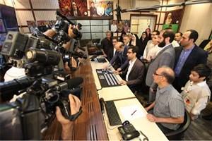 افتتاح شبکه تلویزیونی امید