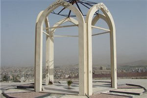ساخت یادمان شهدای گمنام در دانشگاه آزاد اسلامی یاسوج