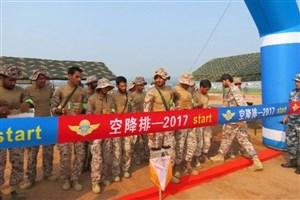کسب عنوان سوم برای نماینده ایران در مسابقات ارتشهای جهان در چین