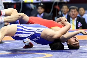 Andimeshk IAU Student Becomes Champion in 2017 World Junior Wrestling Championship