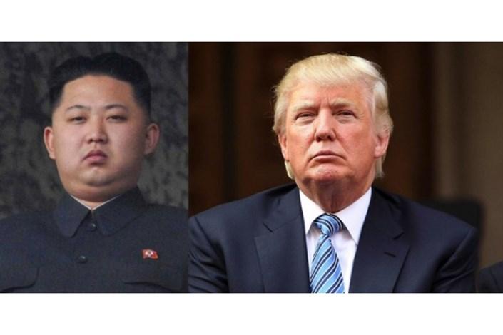 کیم جونگ اون دونالد ترامپ