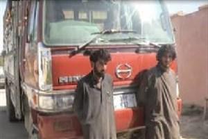 توقیف ۱۶ تن مواد منفجره در کابل