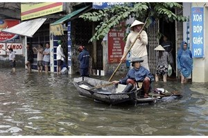 26 کشته در سیل ویتنام