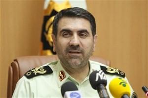 ساجدینیا معاون عملیات نیروی انتظامی شد